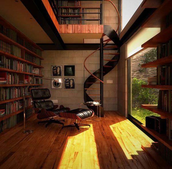 library design architecture