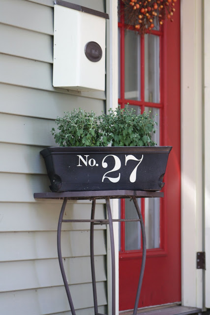 creative ideas for house numbers
