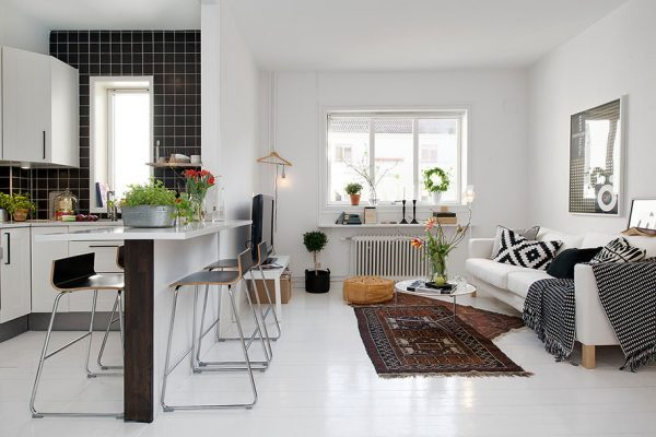 scandinavian style interior design