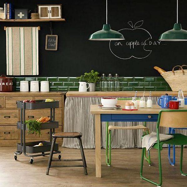 chalkboard ideas for kitchen