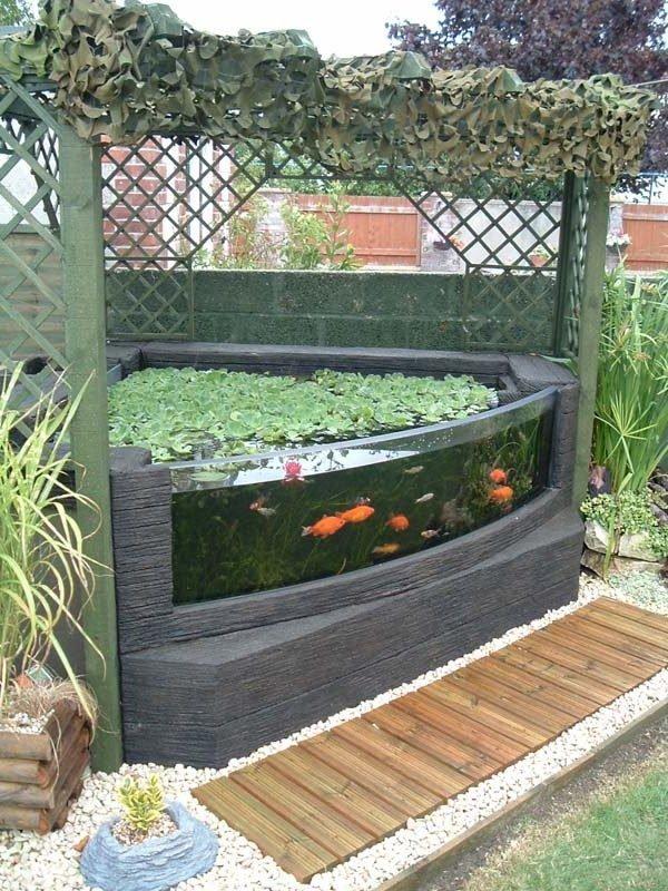 aquarium decoration ideas