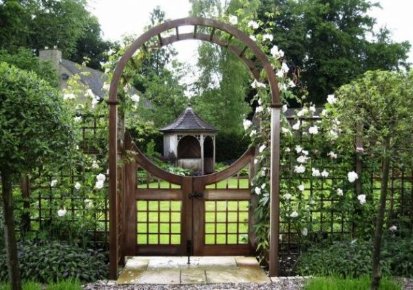 Garden Doors And Gates Little Piece Of Me
