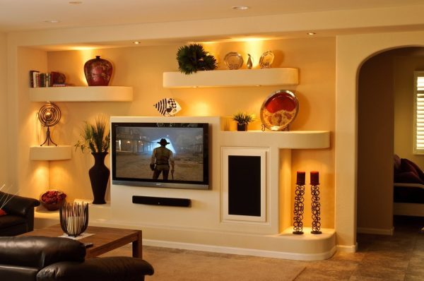 tv wall furniture design