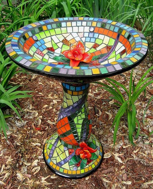 Mosaic Ideas For The Garden Little Piece Of Me