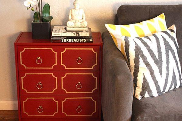 beautiful painted furniture