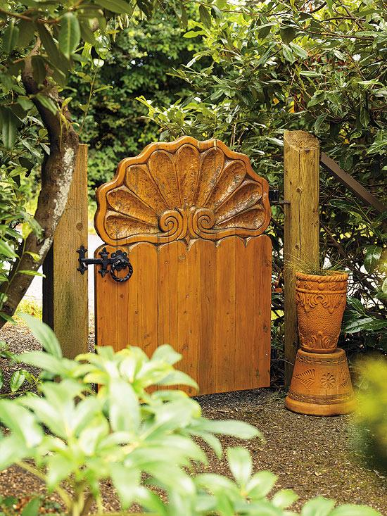 garden door ideas