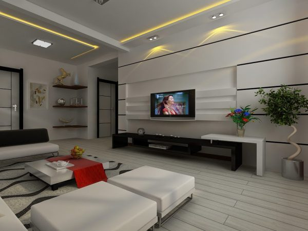 modern tv wall unit designs for living room