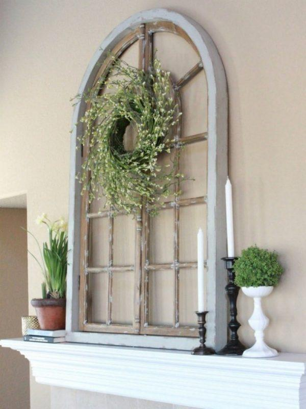 window frame decor