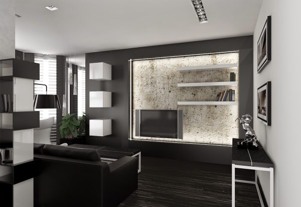 interior tv wall design