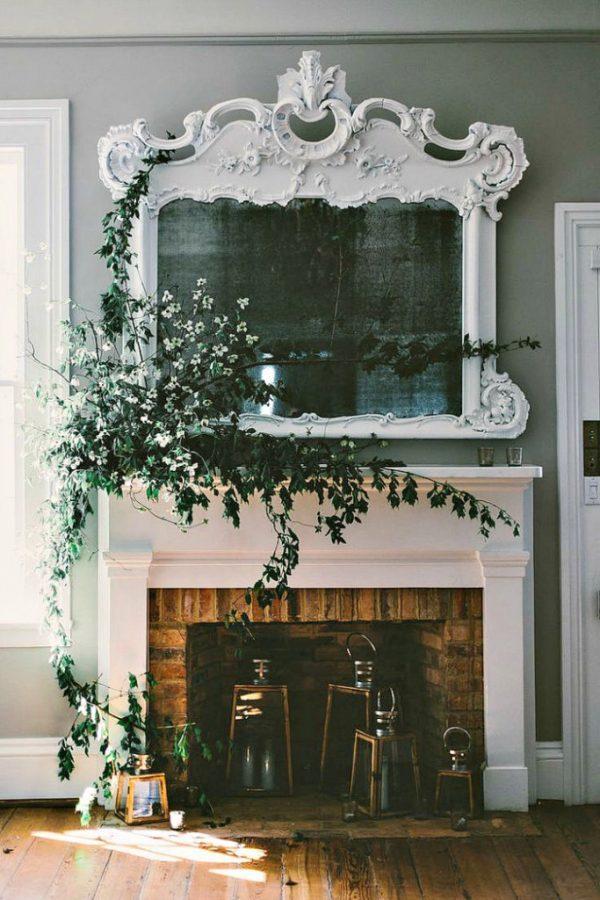 Unused Fireplace Ideas Little Piece Of Me