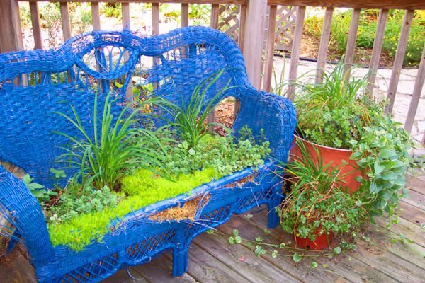 recycling old furniture ideas