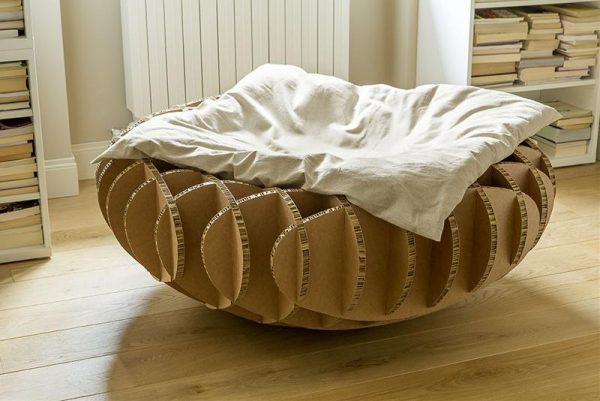cardboard chair ideas