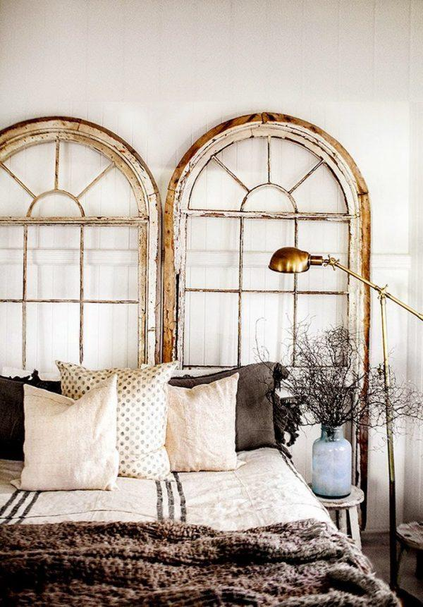 Old window frame decorating ideas little piece of me for Window design arch