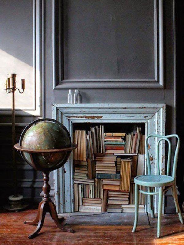 diy fireplace ideas