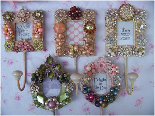 jewelry photo frame