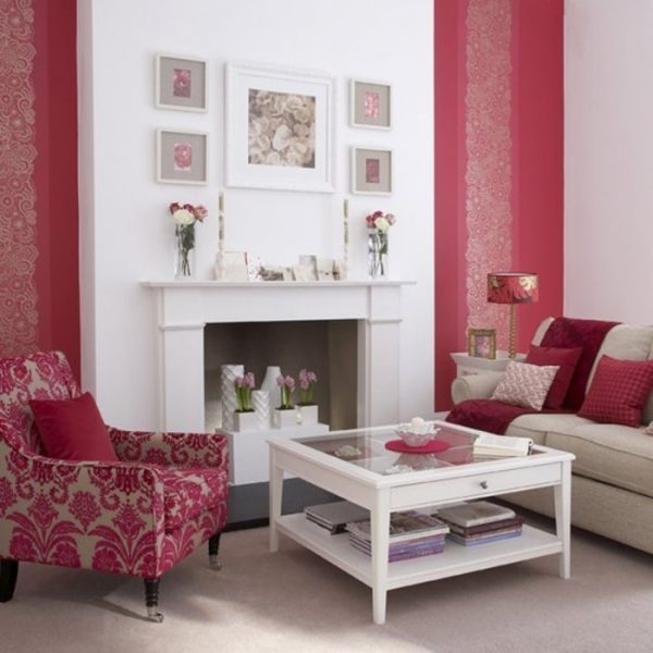 Decorative fireplace ideas