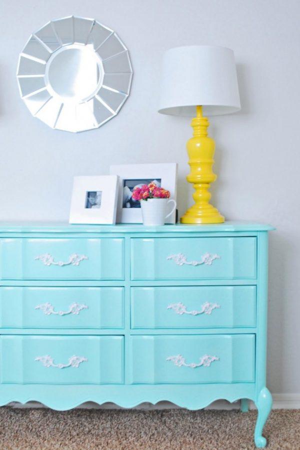 Чем красить мебель в домашних условиях