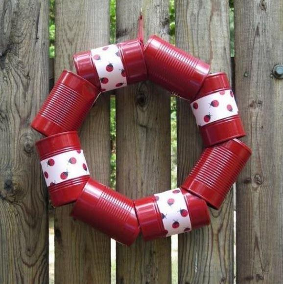 tin cans for crafts