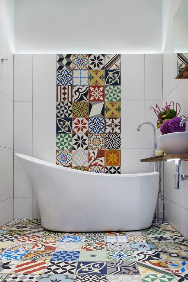 bathroom wall tiles ideas