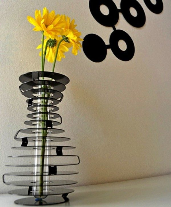 Cool flower vases