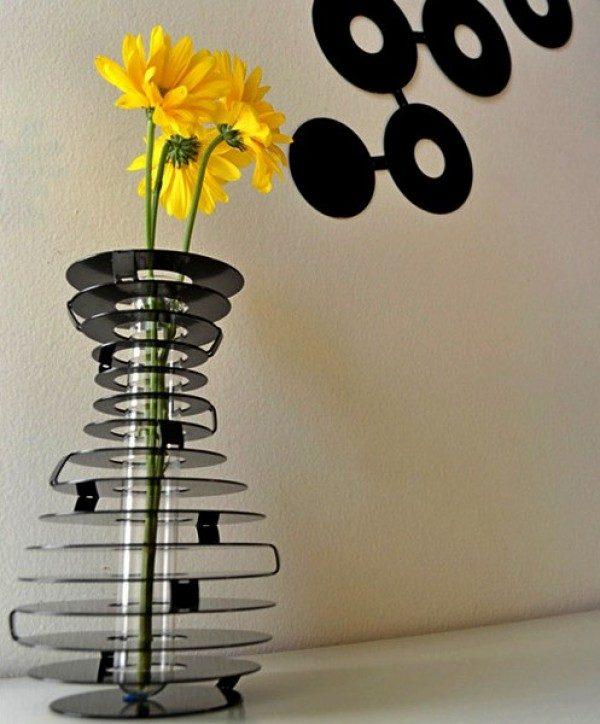Cool flower vases