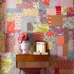 Patchwork wall decor: 20 incredibleaccent wall design ideas