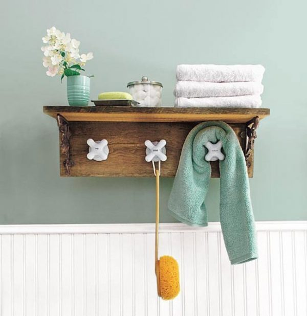 easy bathroom makeover