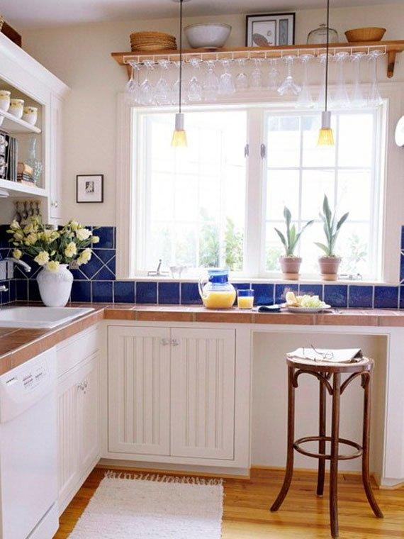 storage solutions for small kitchen
