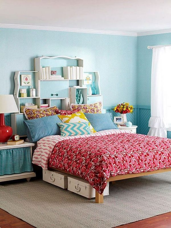 creative storage solutions for small bedrooms