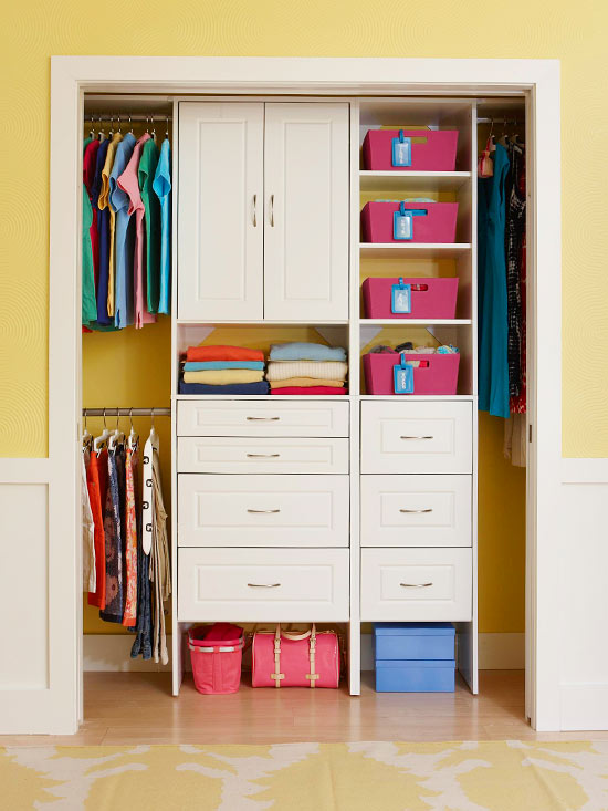 wardrobe ideas for small bedrooms