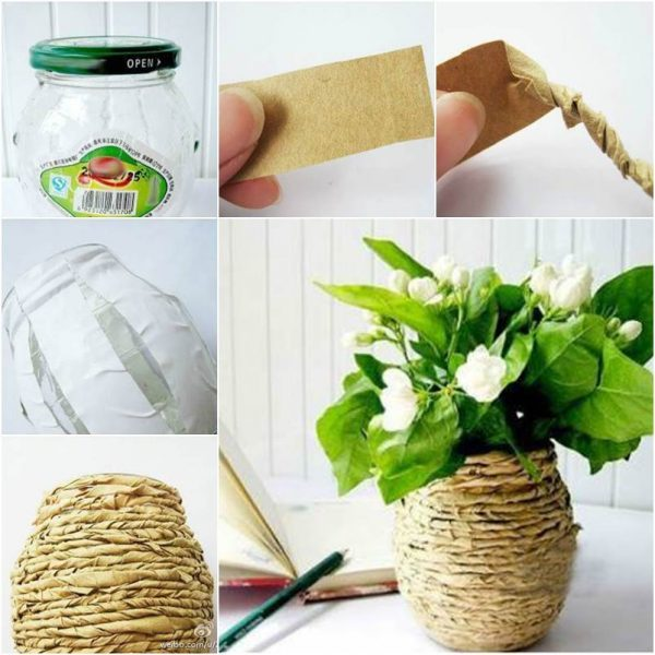 flower vases ideas