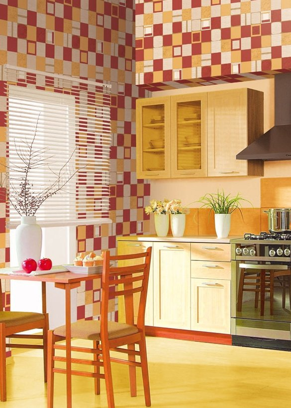 wallpaper for kitchens