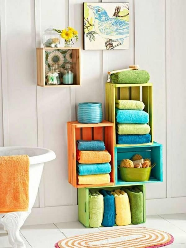 easy diy bathroom projects