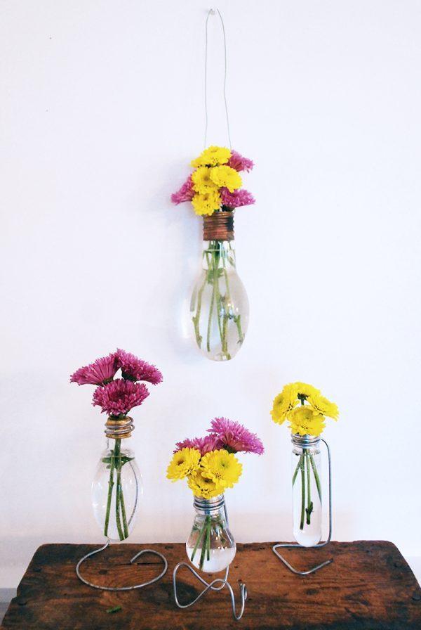 cheap flower vases
