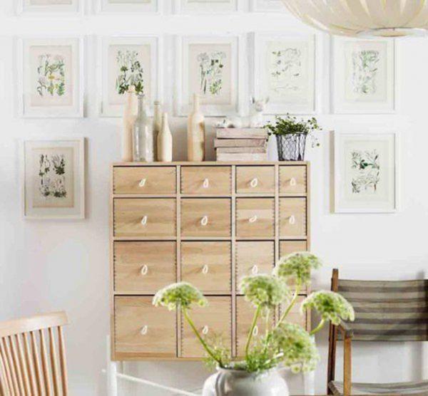 storage for living room