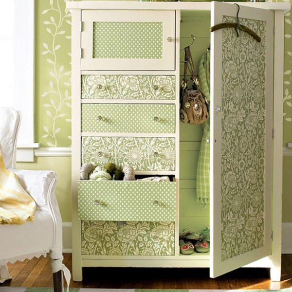 wallpaper decorating ideas