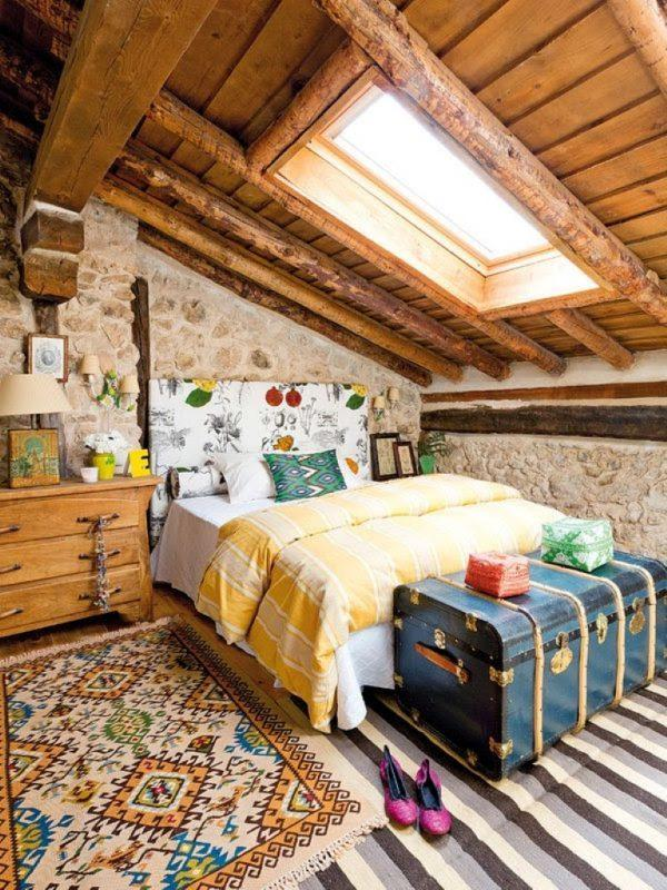 bedroom ideas for attic rooms