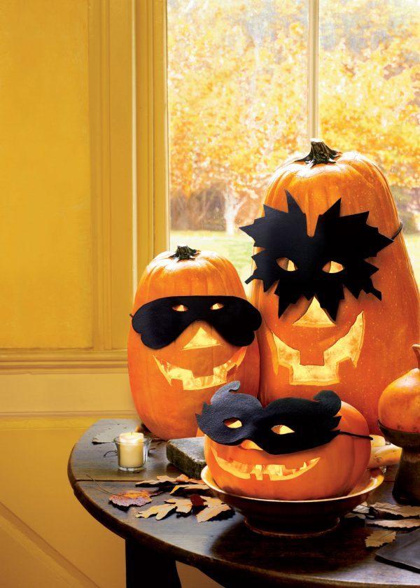 pumpkins faces