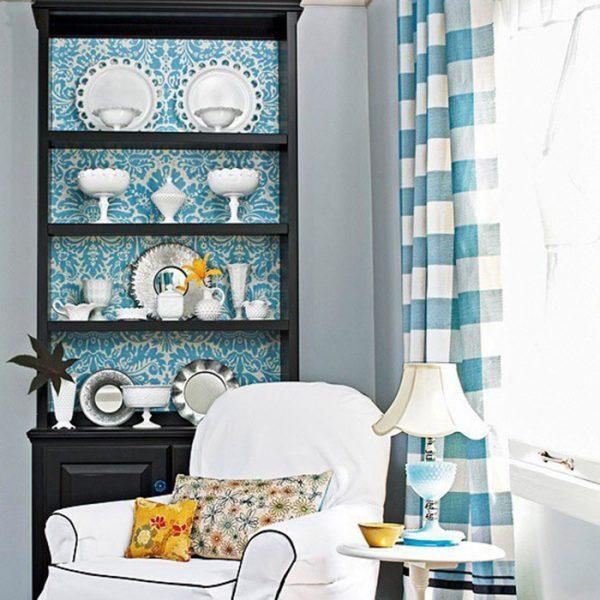 wallpaper decor ideas