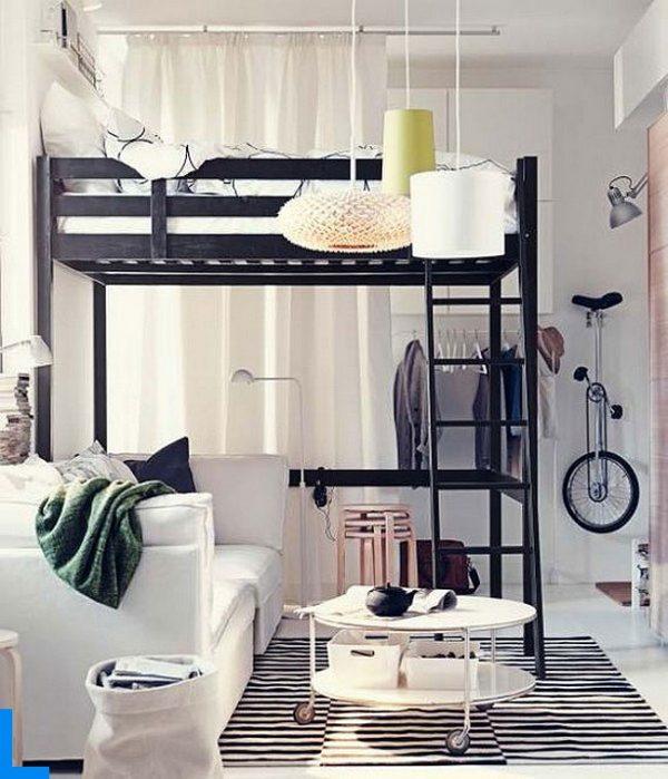 living room bedroom ideas
