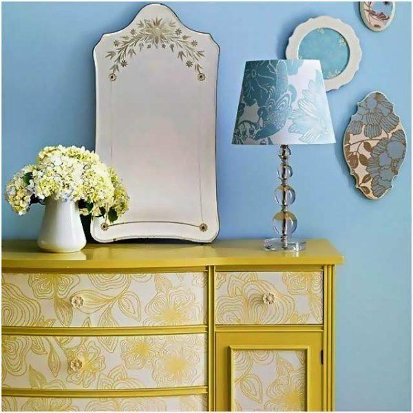 wallpaper interior design