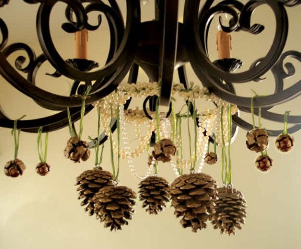pine cones for decorating