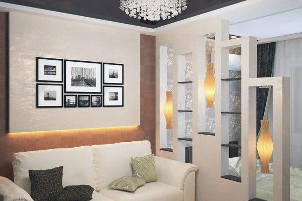 interior design for living room and bedroom 1