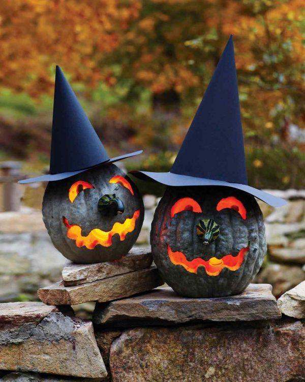 halloween pumpkin carving faces