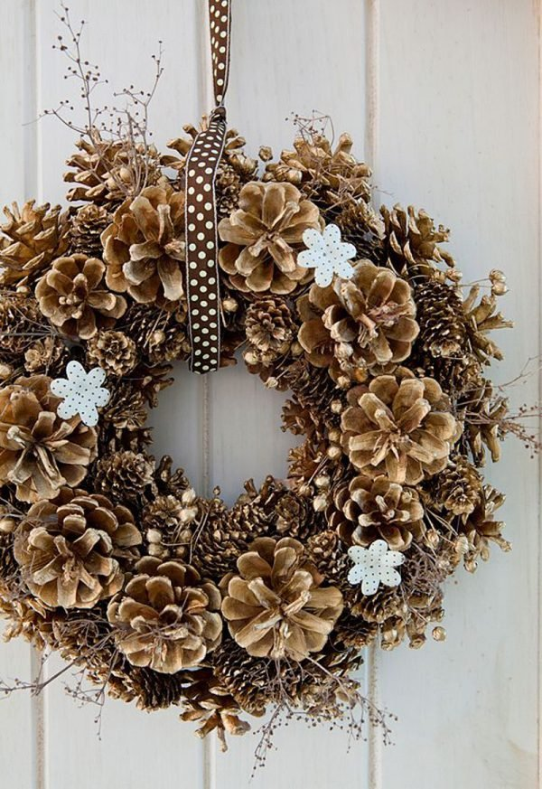 ideas for pine cones