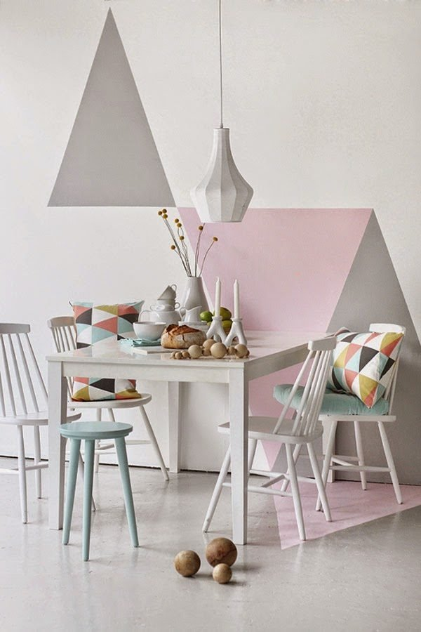 geometric painting ideas