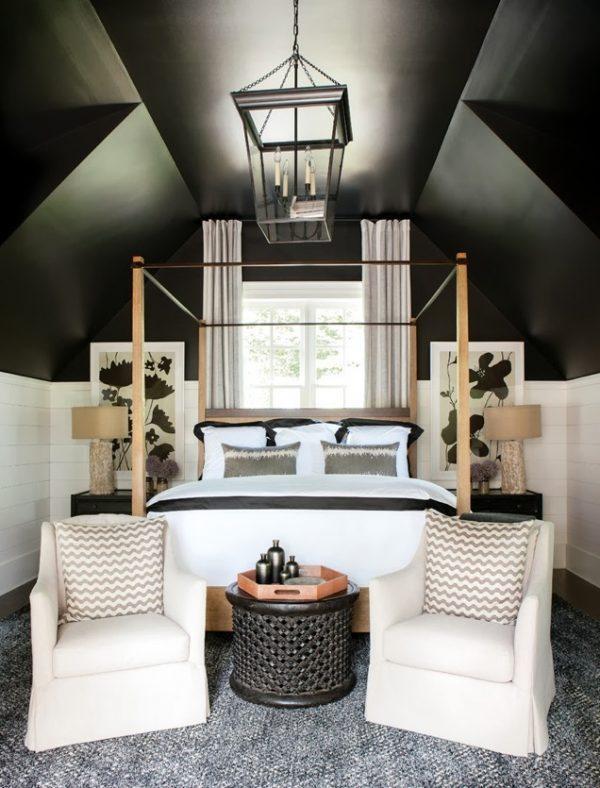 bedroom attic ideas