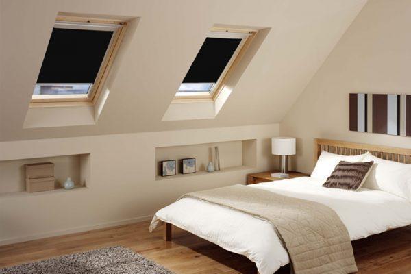 attic bedroom design