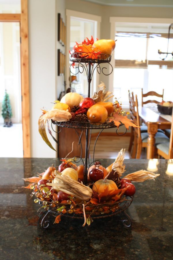 homemade fall decor