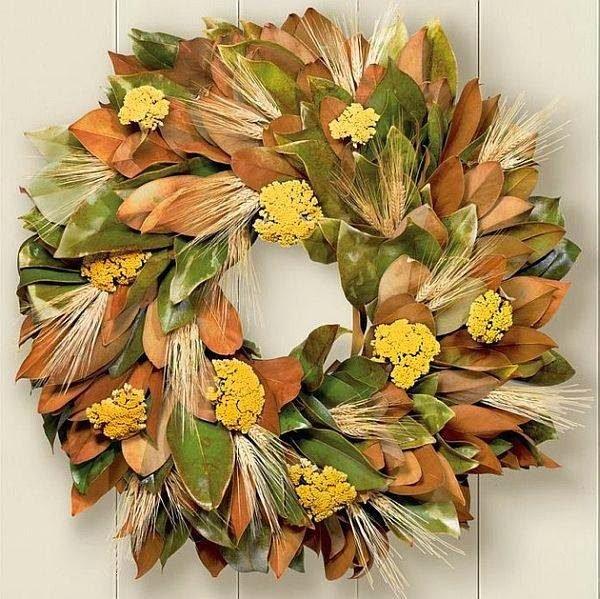 unique door wreaths